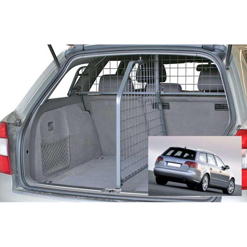 grille auto pour chien audi a4 avant break de 01 2004 12 2007 grille coffre voiture a4. Black Bedroom Furniture Sets. Home Design Ideas