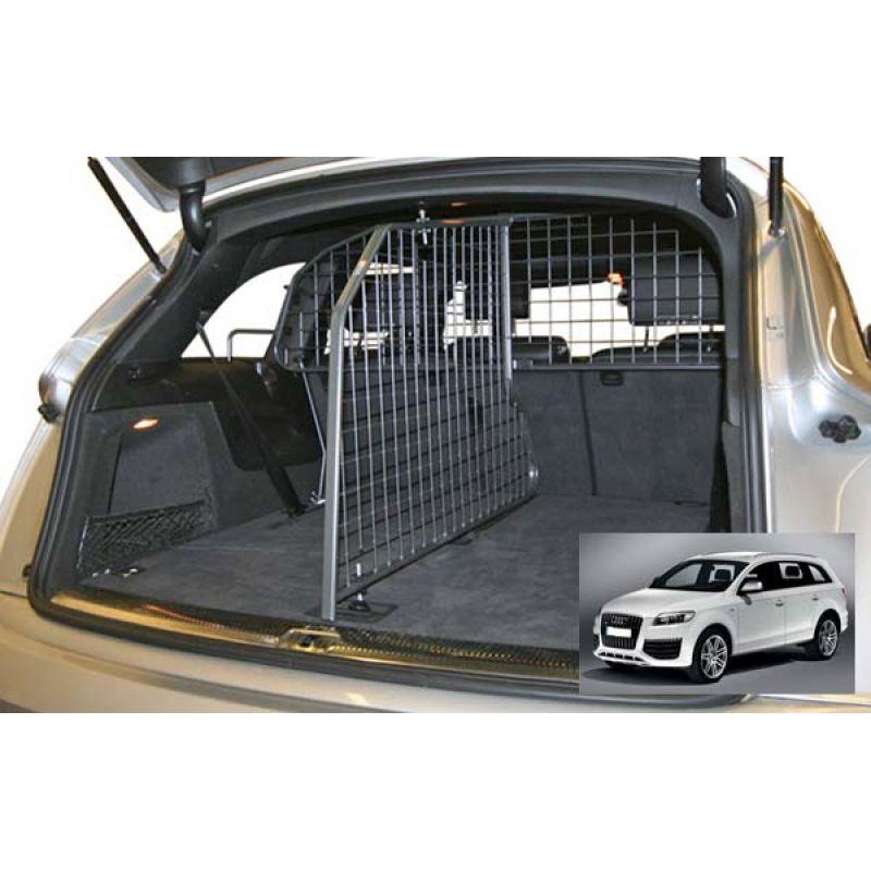 grille auto pour chien audi q7 de 01 2006 224 12 2014 grille coffre voiture q7 de 01 2006 224