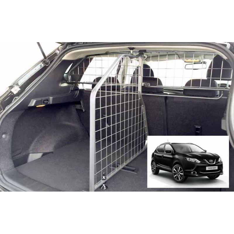 grille auto pour chien nissan qashqai j11 de 01 2014 avec toit panoramique grille. Black Bedroom Furniture Sets. Home Design Ideas