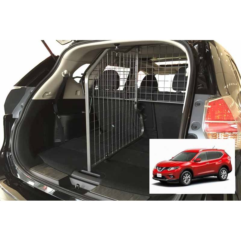 grille auto pour chien nissan x trail t32 de 09 2014 mod le 7 places uniquement. Black Bedroom Furniture Sets. Home Design Ideas