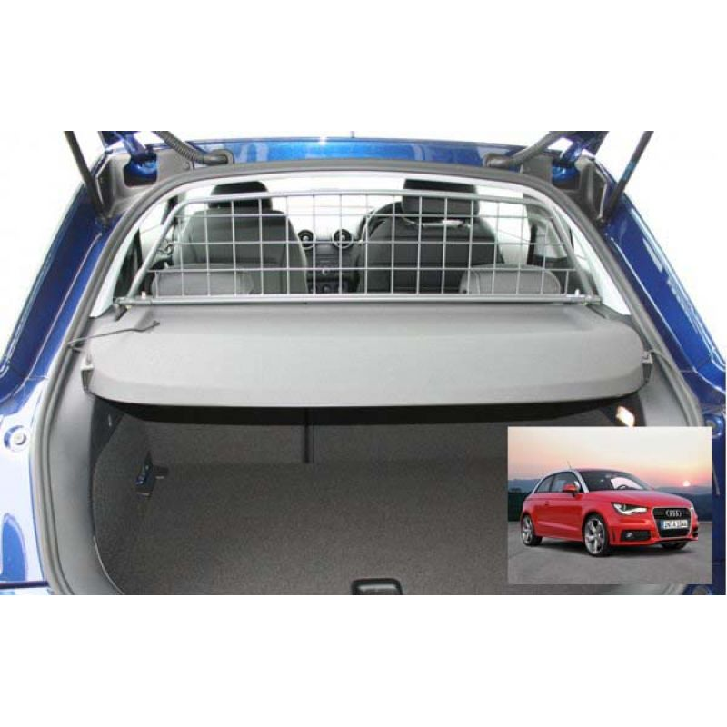 grille auto pour chien audi a1 grille coffre voiture a1. Black Bedroom Furniture Sets. Home Design Ideas