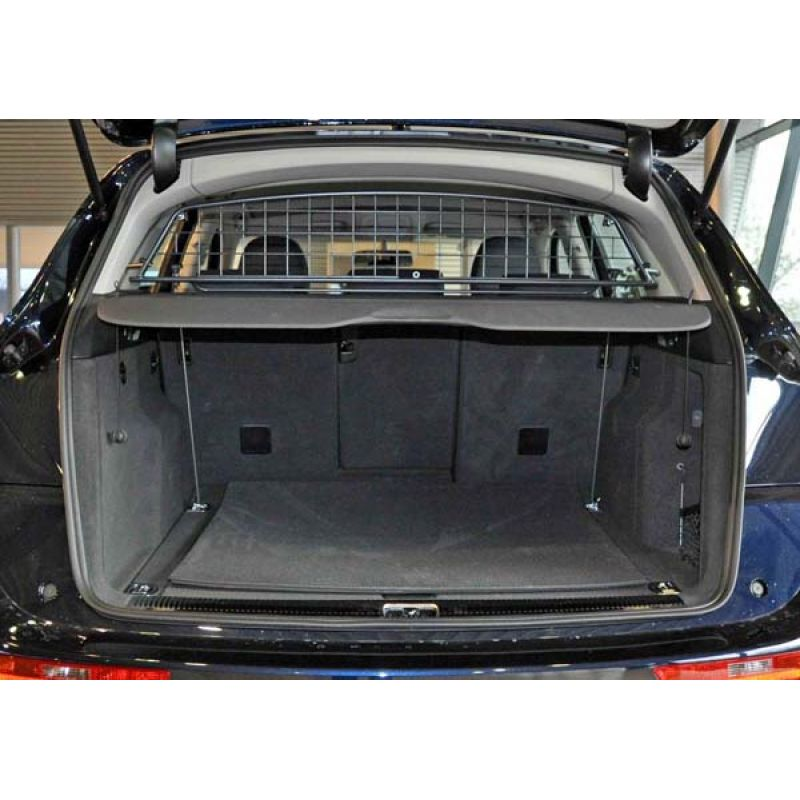 grille auto pour chien audi q5 de 10 2008 09 2012 grille coffre voiture q5 de 10 2008. Black Bedroom Furniture Sets. Home Design Ideas