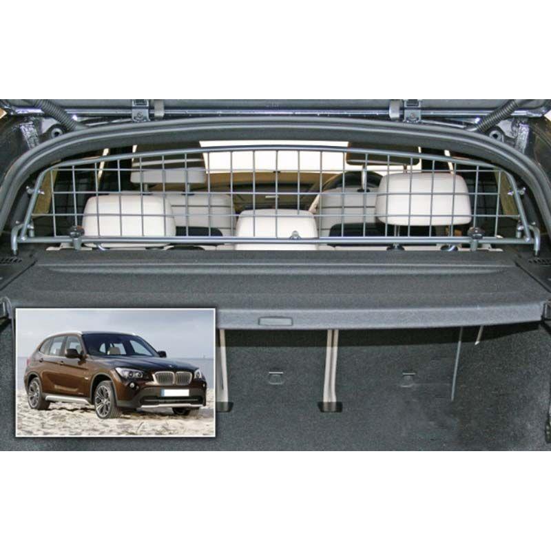 grille auto pour chien bmw x1 e84 de 01 2009 08 2015 grille coffre voiture x1 e84 de. Black Bedroom Furniture Sets. Home Design Ideas