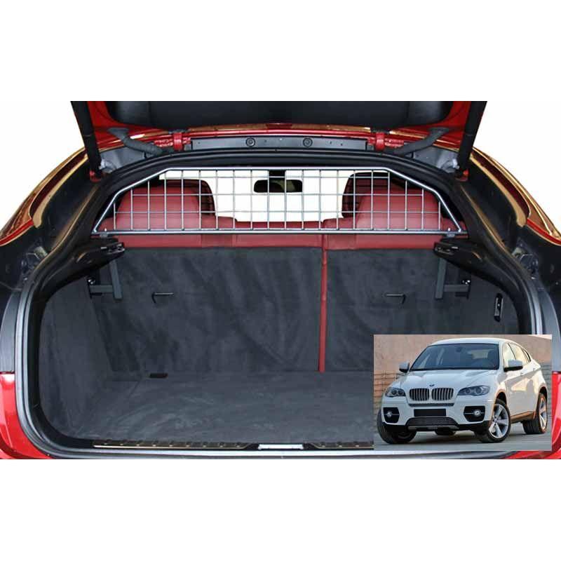 Grille auto pour chien bmw x6 grille coffre voiture x6 - Grille pour chien en voiture ...