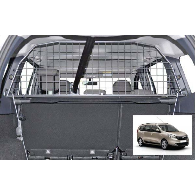 grille auto pour chien dacia lodgy grille coffre voiture lodgy. Black Bedroom Furniture Sets. Home Design Ideas