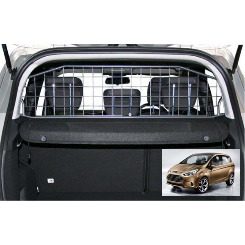 grille auto pour chien ford b max grille coffre voiture b max. Black Bedroom Furniture Sets. Home Design Ideas