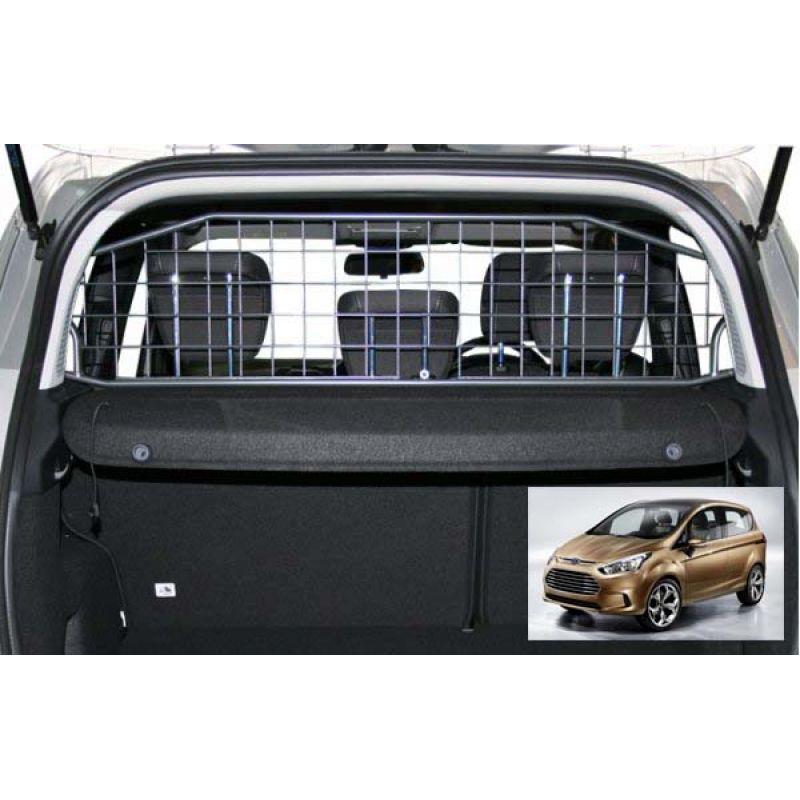 Grille auto pour chien ford b max grille coffre voiture b max - Grille pour chien en voiture ...