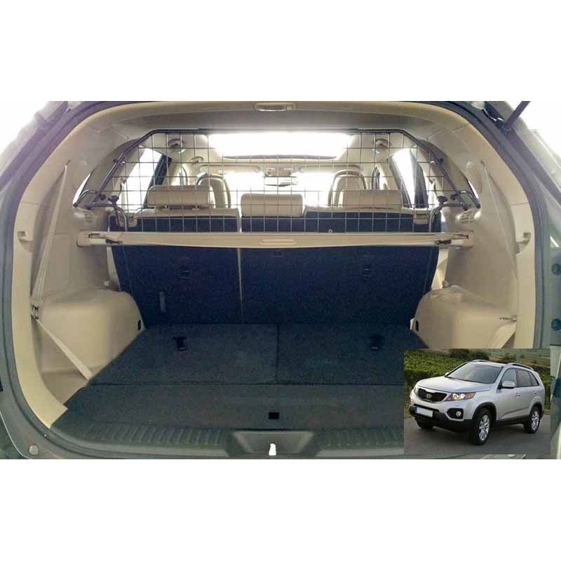 grille auto pour chien kia sorento 2 7 places de 01 2010 08 2015 avec toit ouvrant d. Black Bedroom Furniture Sets. Home Design Ideas