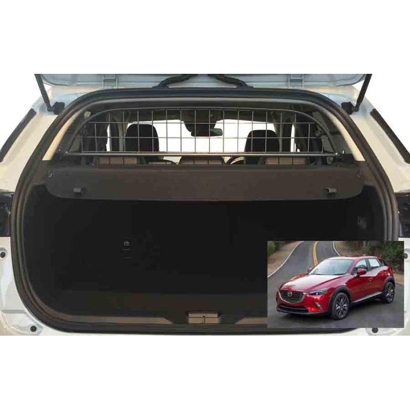 grille auto pour chien mazda cx 3 grille coffre voiture cx 3. Black Bedroom Furniture Sets. Home Design Ideas