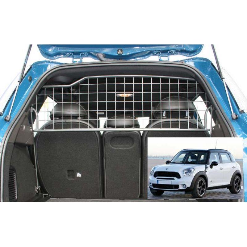 grille auto pour chien mini countryman grille coffre voiture countryman. Black Bedroom Furniture Sets. Home Design Ideas