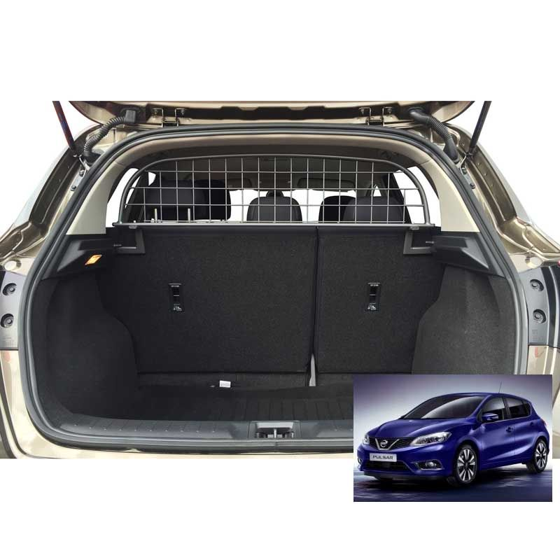 grille auto pour chien nissan pulsar grille coffre voiture pulsar. Black Bedroom Furniture Sets. Home Design Ideas