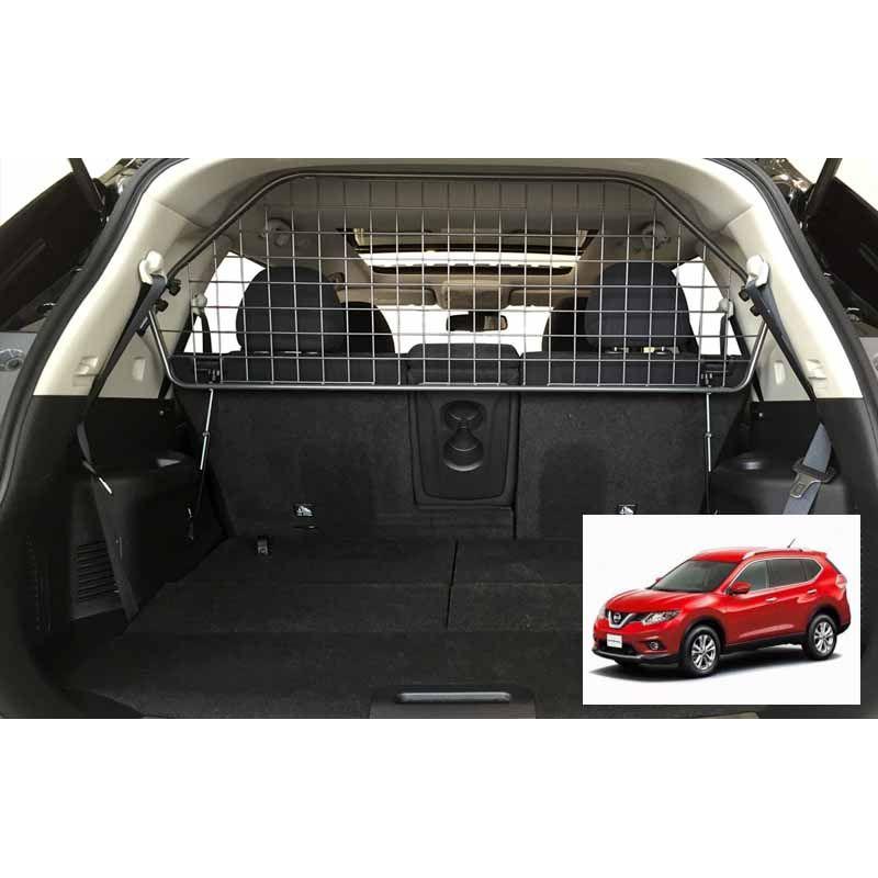 grille auto pour chien nissan x trail t32 de 09 2014 mod le 7 places uniquement. Black Bedroom Furniture Sets. Home Design Ideas