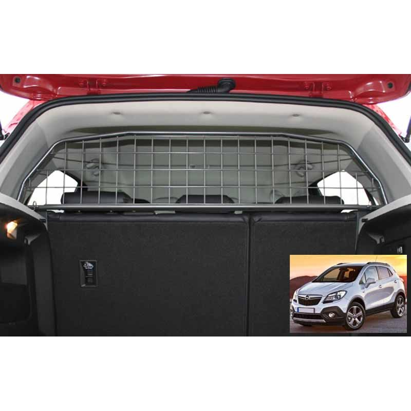 grille auto pour chien opel mokka de 12 2012 grille coffre voiture mokka de 12 2012. Black Bedroom Furniture Sets. Home Design Ideas