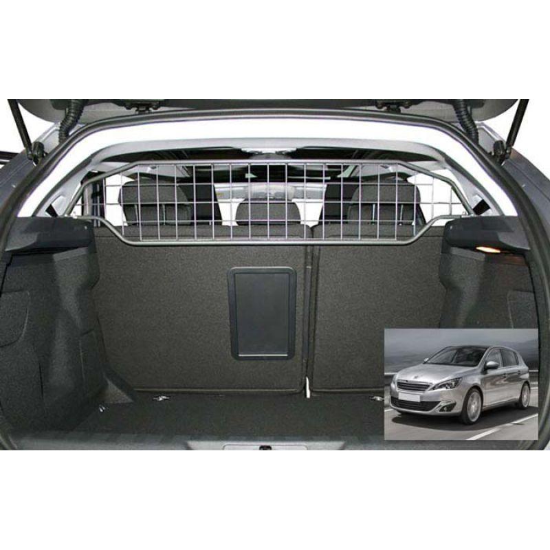 grille auto pour chien peugeot 308 2 de 09 2013. Black Bedroom Furniture Sets. Home Design Ideas