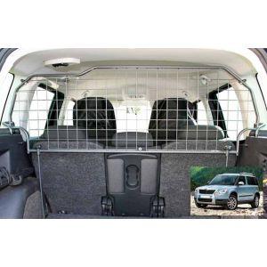 grille auto pour chien skoda yeti grille coffre voiture yeti. Black Bedroom Furniture Sets. Home Design Ideas