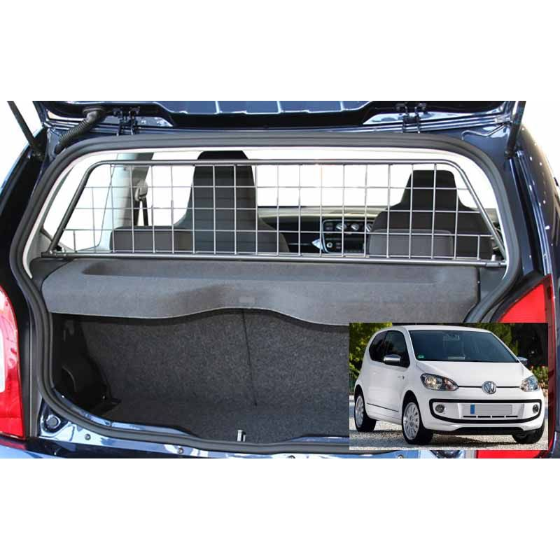 grille auto pour chien volkswagen up grille coffre voiture up. Black Bedroom Furniture Sets. Home Design Ideas