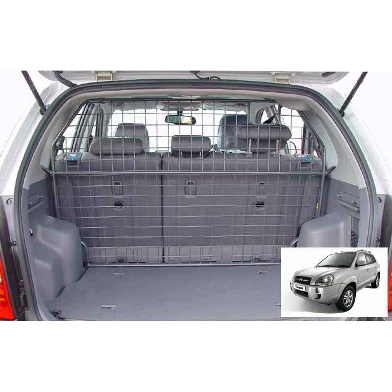 grille de coffre auto pare chien sur mesure hyundai tucson 1. Black Bedroom Furniture Sets. Home Design Ideas