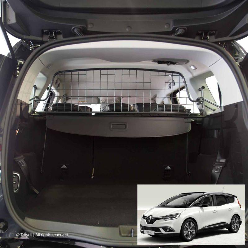 grille coffre auto s paration chien grand scenic 4. Black Bedroom Furniture Sets. Home Design Ideas
