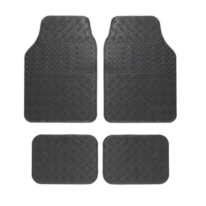 tapis auto caoutchouc tapis auto en pvc imitation carbone cancun. Black Bedroom Furniture Sets. Home Design Ideas