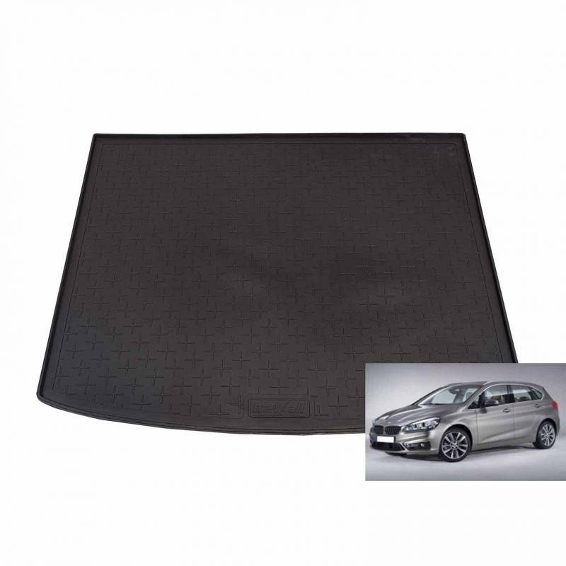 tapis de coffre auto sur mesure caoutchouc bmw serie 2 active tourer f45. Black Bedroom Furniture Sets. Home Design Ideas