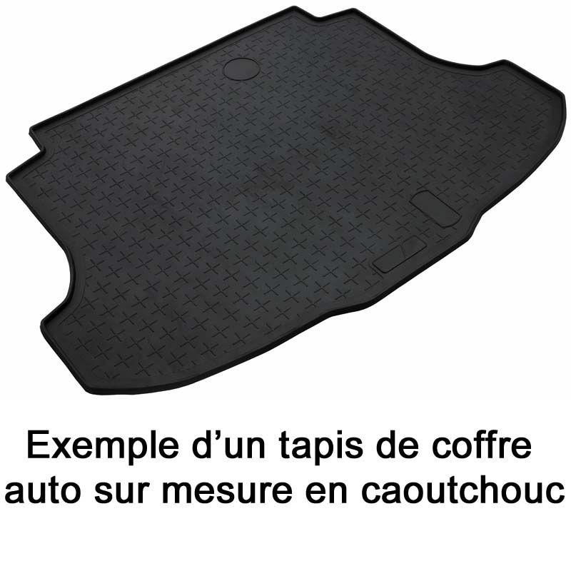 tapis de coffre auto sur mesure caoutchouc ford ka 2 de 01 2009. Black Bedroom Furniture Sets. Home Design Ideas