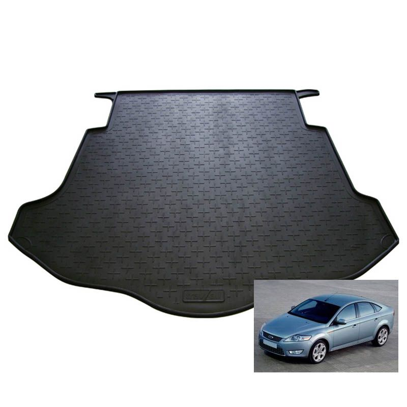 tapis de coffre auto sur mesure caoutchouc ford mondeo 3 de 06 2007 05 2013. Black Bedroom Furniture Sets. Home Design Ideas