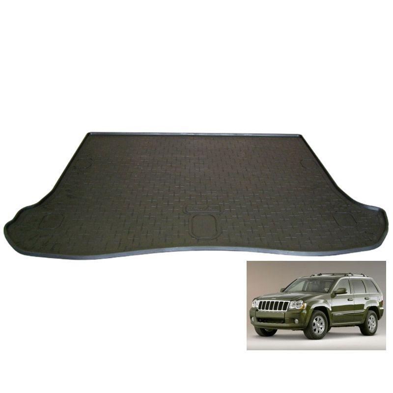 tapis de coffre auto sur mesure caoutchouc jeep grand 3 de 07 2004 224 05 2011
