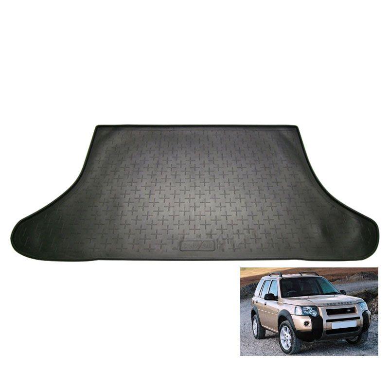 tapis de coffre auto sur mesure caoutchouc landrover freelander 1 phase2 de 09 2000 11 2006. Black Bedroom Furniture Sets. Home Design Ideas