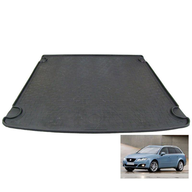 tapis de coffre auto sur mesure caoutchouc seat exeo st sport tourer. Black Bedroom Furniture Sets. Home Design Ideas